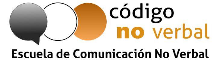 Código No Verbal - Empresa organizadora del Máster en Comunicación No Verbal y Habilidades Directivas